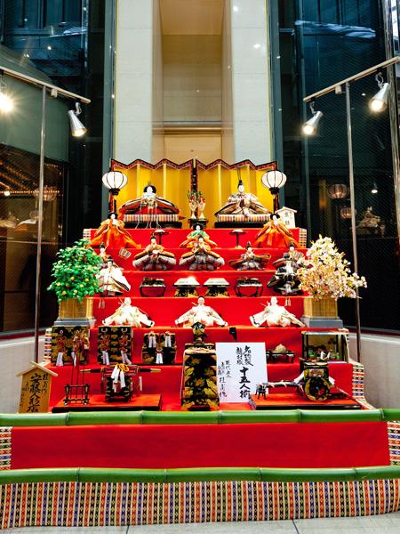 京都 雛人形 雛人形の飾り方・並べ方 ...