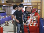 安藤人形店 タイ全国公共放送局「わびさび」取材4