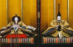 タイ国王へ献上した雛人形の画像