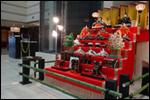京都ブライトンホテルでの展示