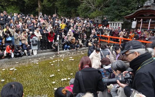 下鴨神社「京の流しびな」