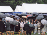 天皇・皇后両陛下主催の春の園遊会