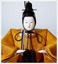 京雛 殿の顔立ち