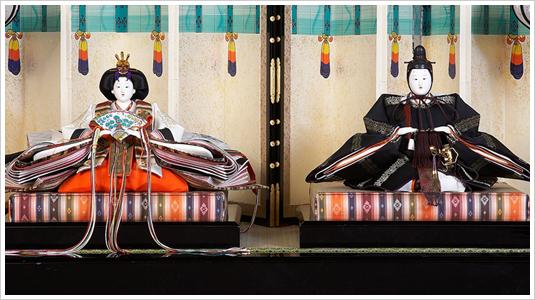 京製親王飾り