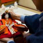 雛人形・三代目安藤桂甫の仕事・ひな祭りの歴史など新しい動画をアップしました